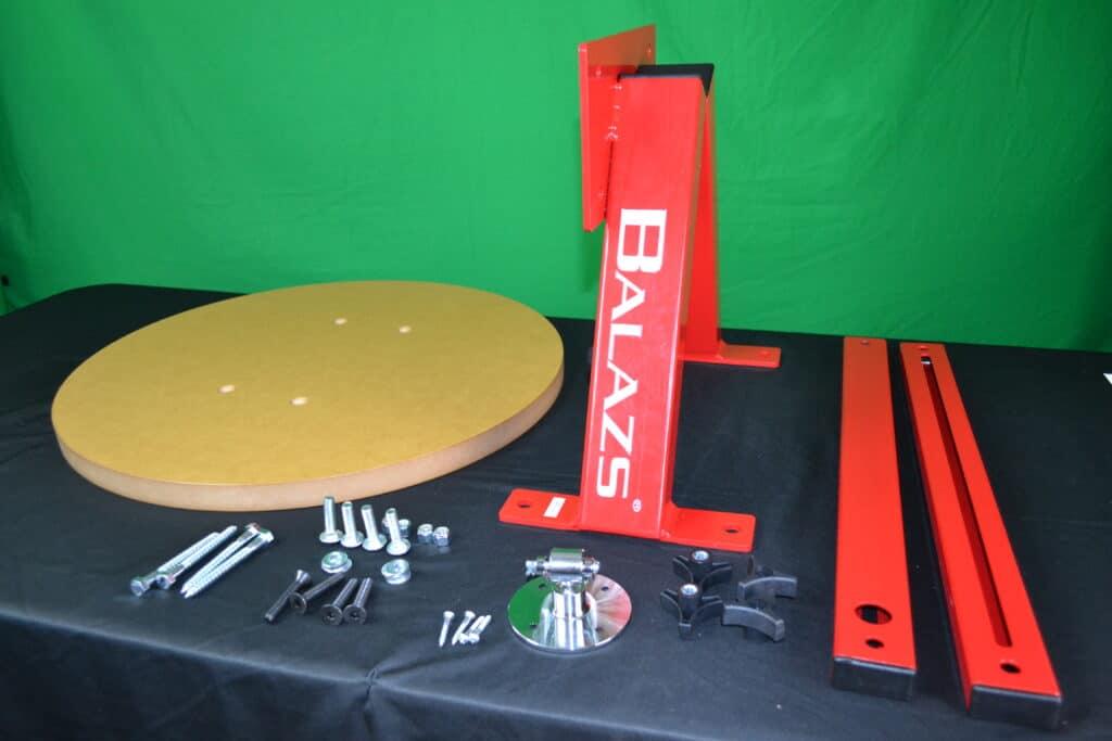 i-Box Speed Bag Platform Review - Parts