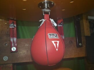 Title Lightning Fast Super Swivel -with Title Super Speed Bag