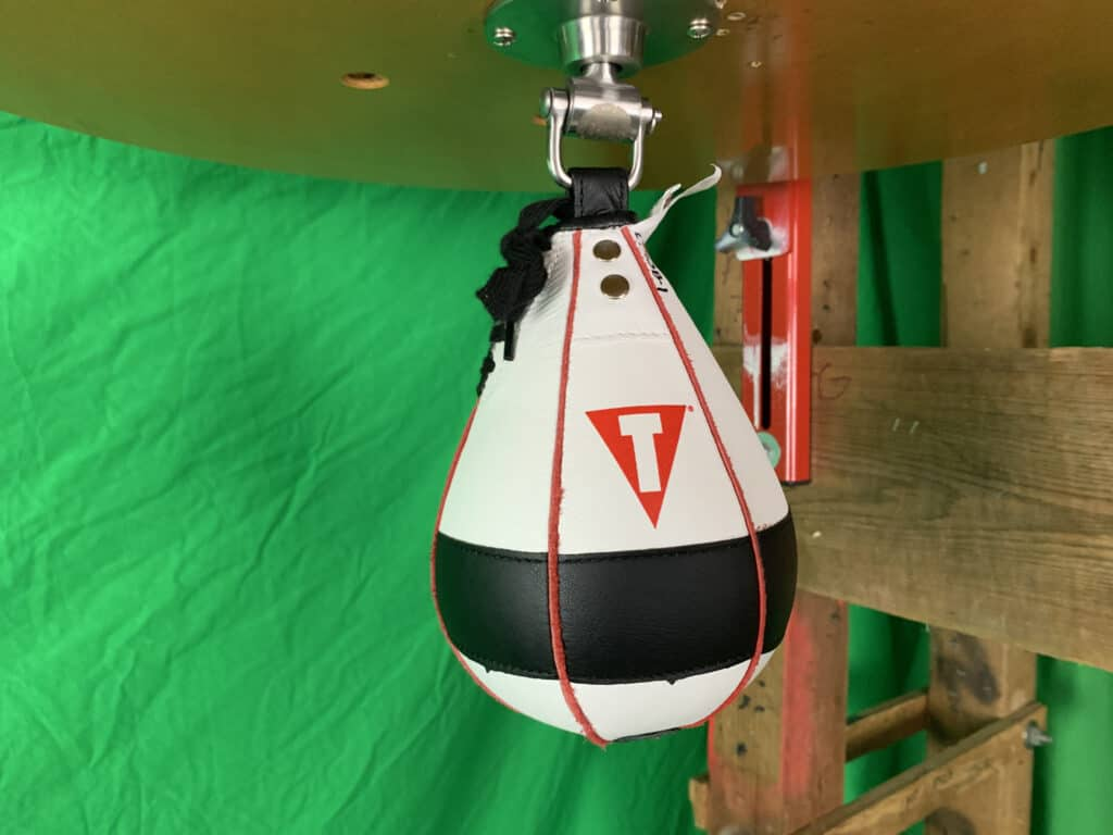 Title Lightning Fast Speed Bag - Summary