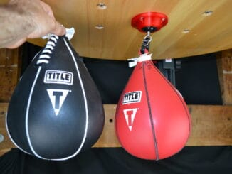 What's the best speed bag size? Let's find out!