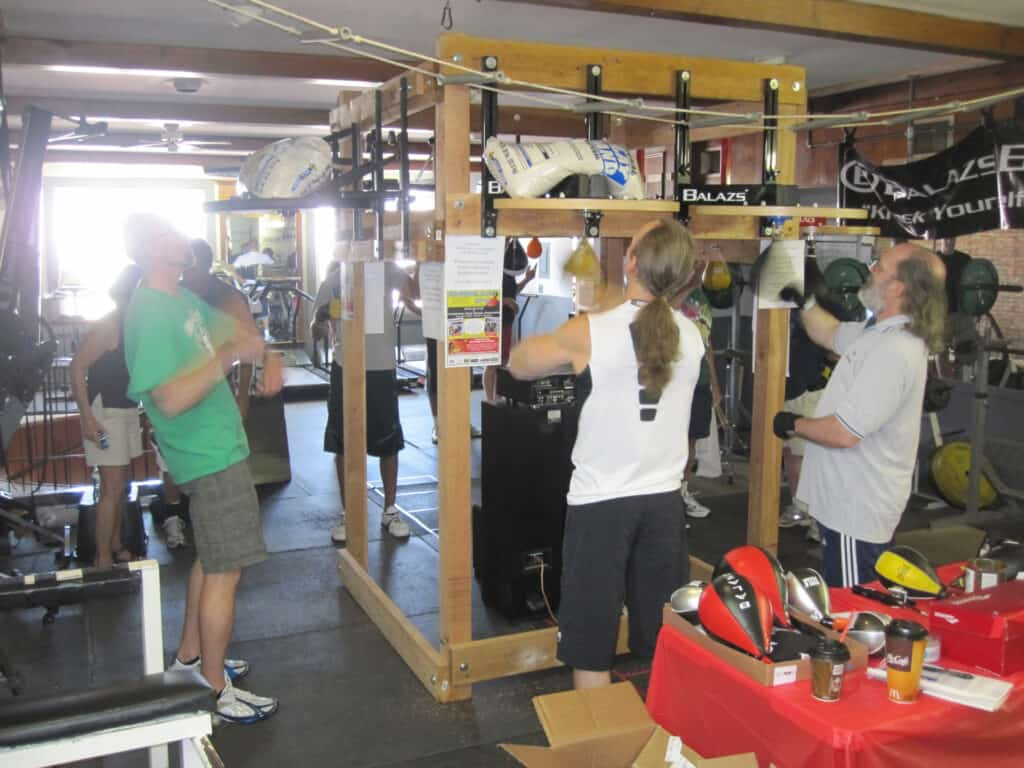 SPEED BAG 2010 - in Keyport NJ 1