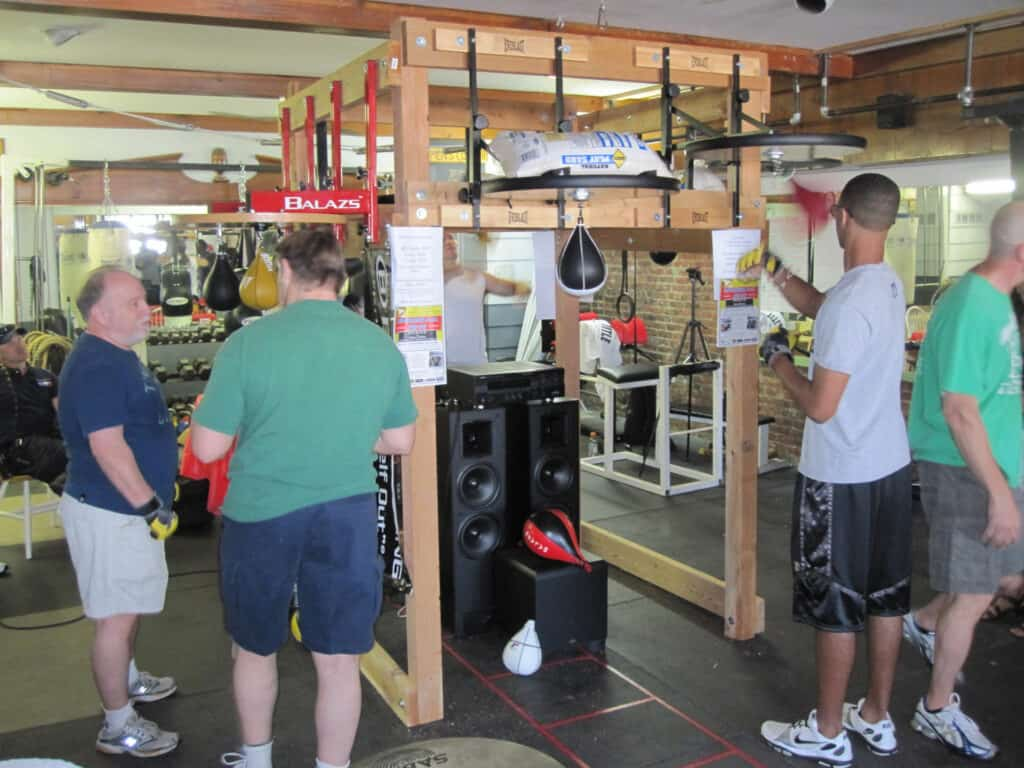SPEED BAG 2010 - in Keyport NJ 3